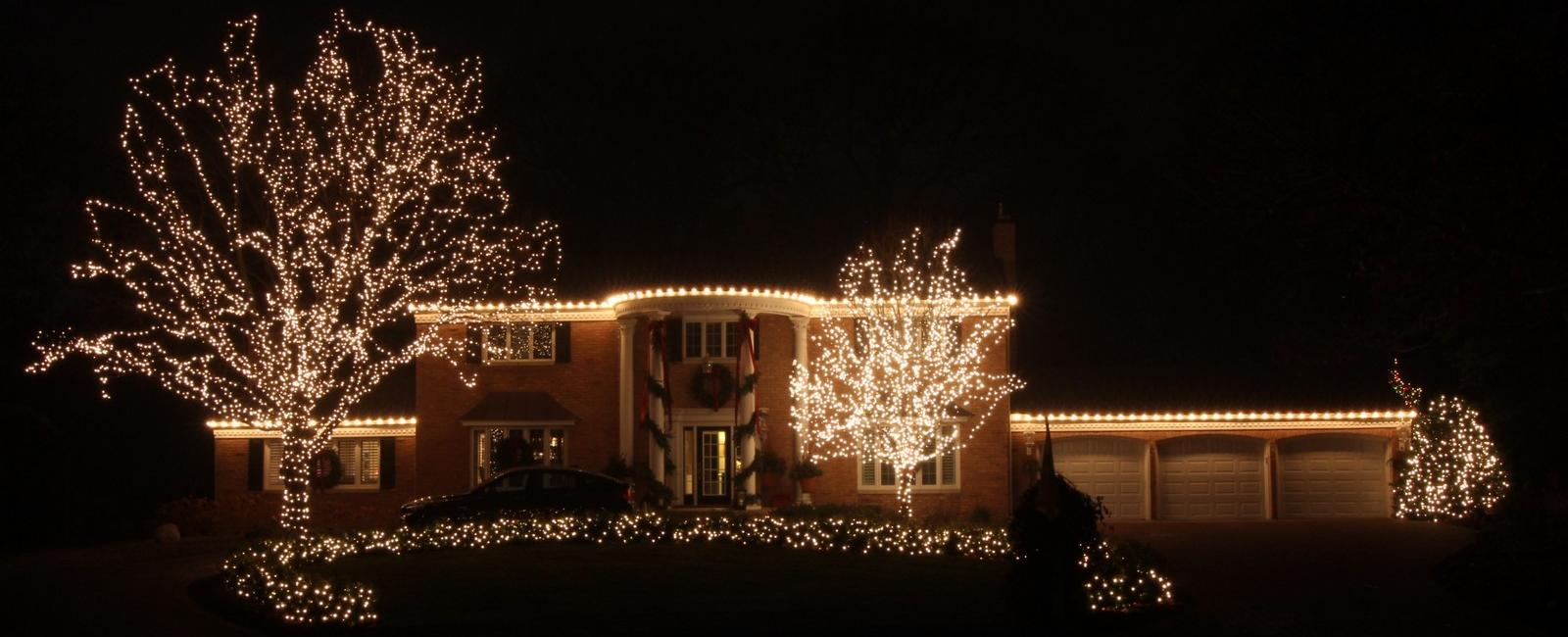 sparkling properties christmas lights installation - Outdoor Christmas Light Decorators
